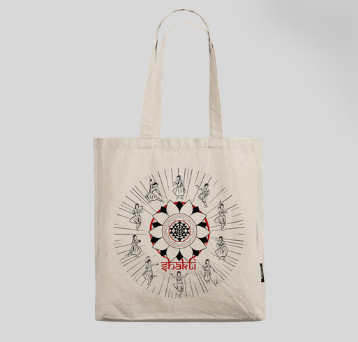 Bagito 100% Organic Cotton Gusseted Tote