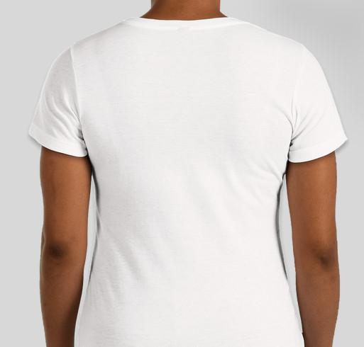 Firefly Fund Fundraiser - unisex shirt design - back