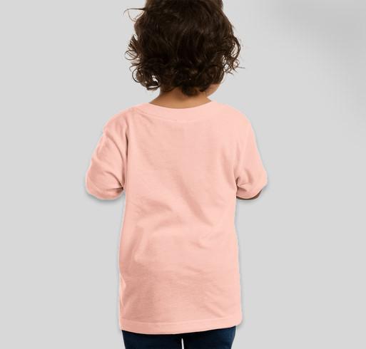Kindness Rocks - The Fourth Church Day School Fundraiser - unisex shirt design - back