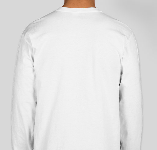 BROOD 25th Anniversary Fundraiser - unisex shirt design - back