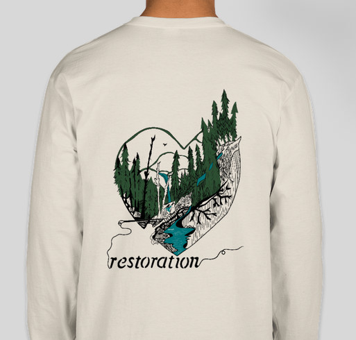 Foundation for Climate Restoration Clothing Fundraiser Fundraiser - unisex shirt design - front