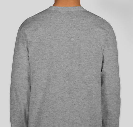 LISA North Elementary Spirit Shirts Fundraiser - unisex shirt design - back
