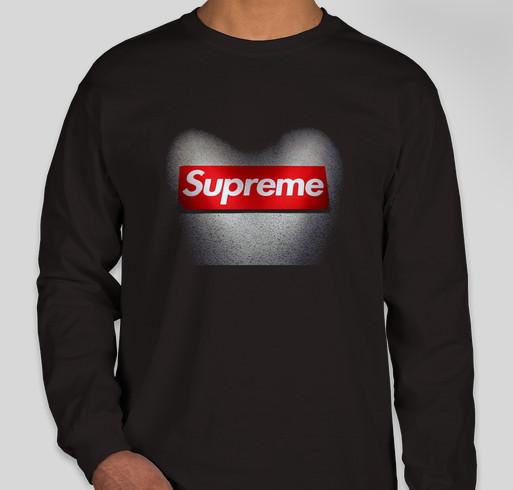 69017873 Supreme Fundraiser - unisex shirt design - front