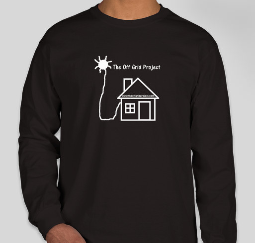 Merveilleux Help Bring Melanie Home To The Off Grid Homestead Fundraiser   Unisex Shirt  Design   Front