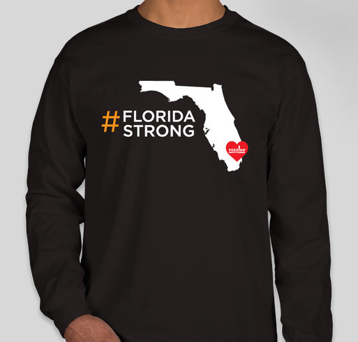 Feeding South Florida Fundraiser - unisex shirt design - front