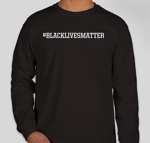 BLM for BLOC Milwaukee Fundraiser Fundraiser - unisex shirt design - front