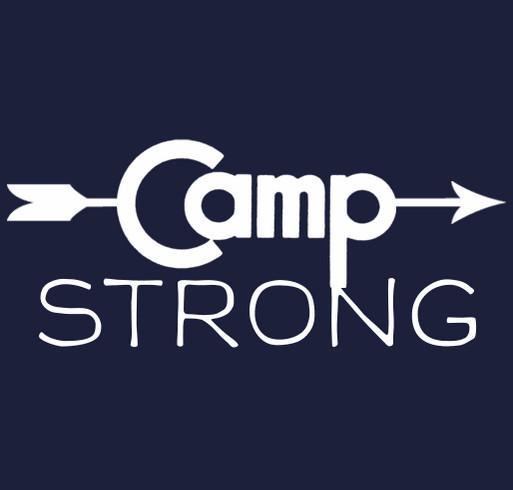 Keep Camp Hope shirt design - zoomed