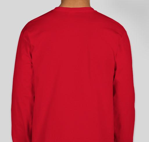 H.O.P.E. Safehouse Heartworm Treatment Fundraiser Fundraiser - unisex shirt design - back