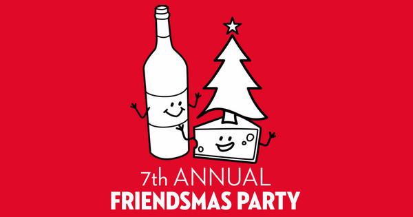 friendsmas party