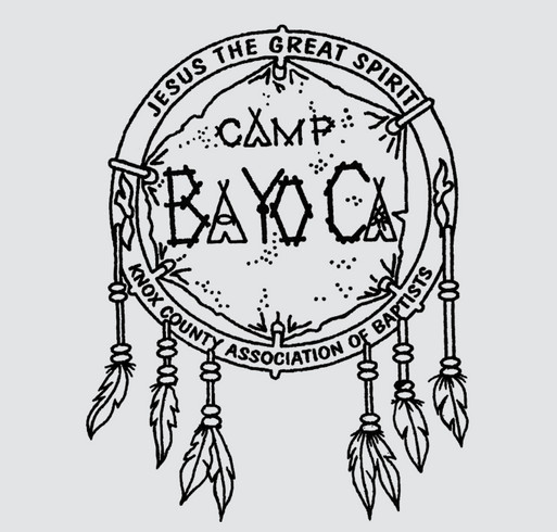 "Camp Ba Yo Ca - ""Every Kid Deserves a Chance"" shirt design - zoomed"