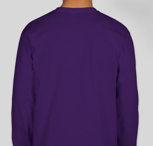 RA Gateway Campus Enhancements Fundraiser - unisex shirt design - back