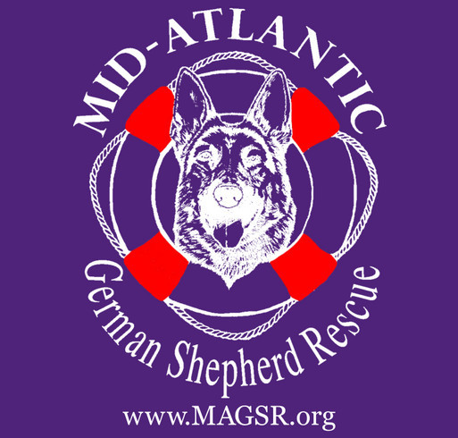 MAGSR - Rescuing and Changing Lives! shirt design - zoomed