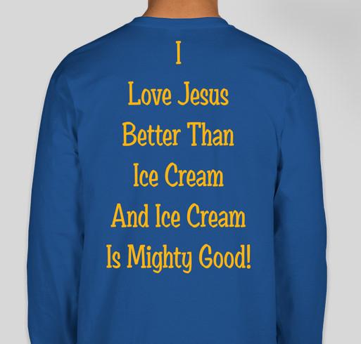 Better Than Ice Cream Custom Ink Fundraising
