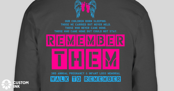 Excellent 3rd Annual Walk To Remember - Pregnancy and Infant Loss Memorial  BH55