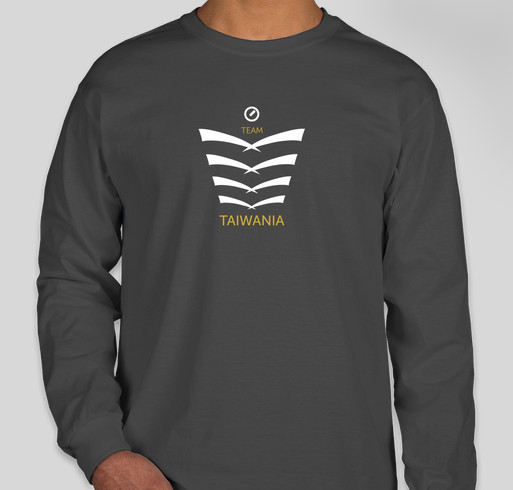 Team Taiwania Fundraising Fundraiser - unisex shirt design - front