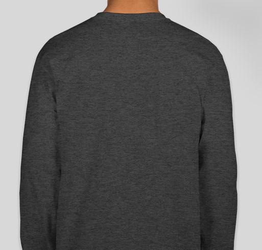 Shirts Fundraiser - unisex shirt design - back