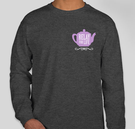 Kelsey 39 s relay for life 2015 custom ink fundraising for Relay for life t shirt designs