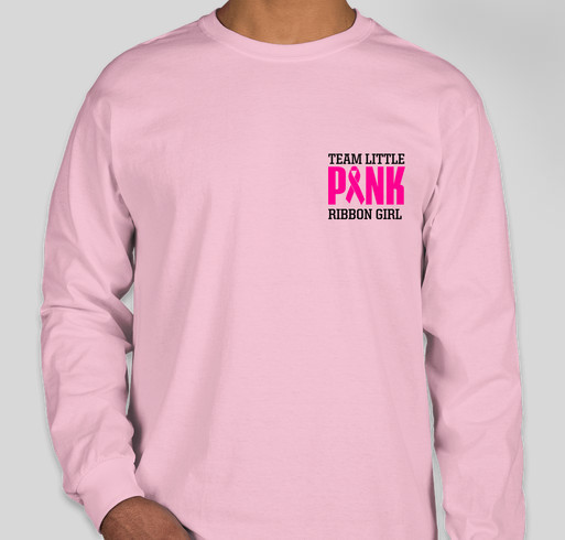 e48b5c700 Making Strides Against Breast Cancer - In Honor of Little Pink Ribbon Girl  Angie Fundraiser -