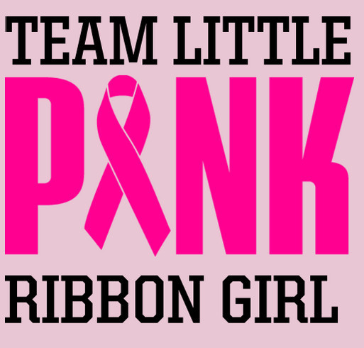 be63b536e Making Strides Against Breast Cancer - In Honor of Little Pink Ribbon Girl  Angie shirt design