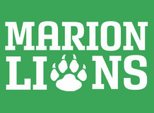 Marion Lions Paw
