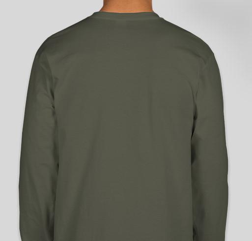 Common Good Soup Kitchen QSJ Campaign Fundraiser - unisex shirt design - back