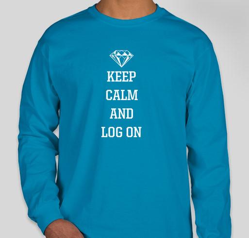 Arkansas Virtual Academy Booster Club Fundraiser - unisex shirt design - front