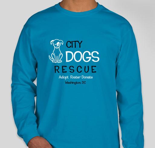 Ethan loves dogs! Fundraiser - unisex shirt design - front