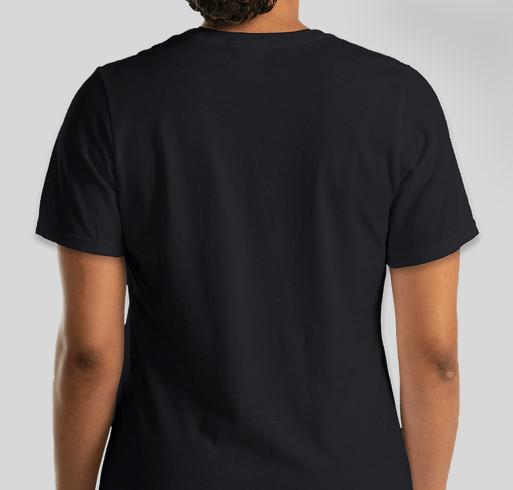 Nevertheless She Preached 2020 Fundraiser - unisex shirt design - back