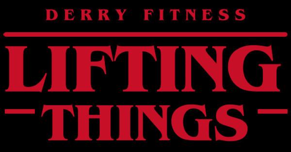 Lifting Things