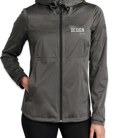 The North Face Women's All-Weather DryVent Stretch Jacket - Asphalt Grey