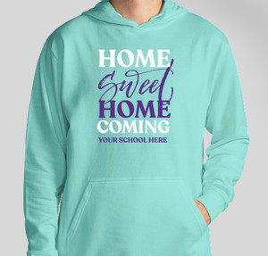 home sweet homecoming