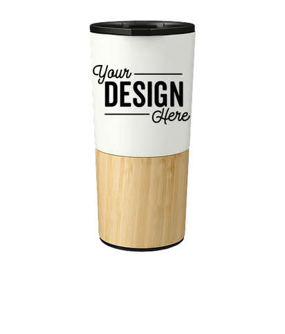 Welly 16 oz. Voyager Insulated Tumbler - White