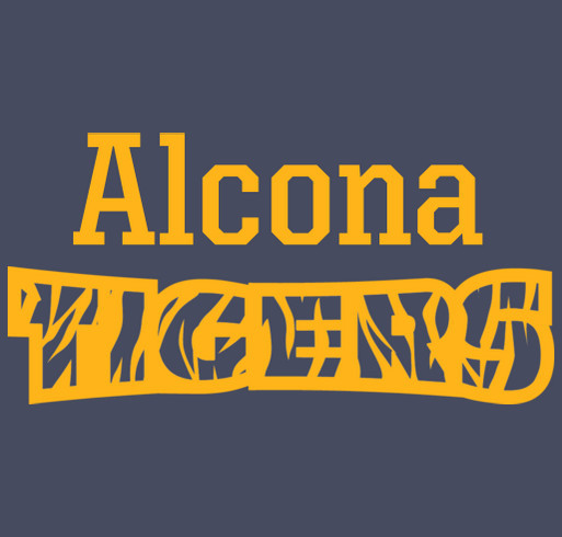 Help us raise money to purchase great products for our school store! shirt design - zoomed
