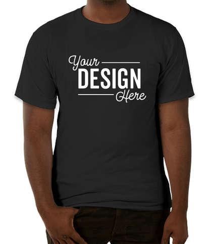 Champion Garment Dyed T-shirt - Black
