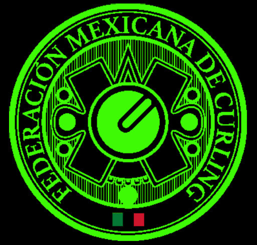 The México Curling hoodies are back! shirt design - zoomed