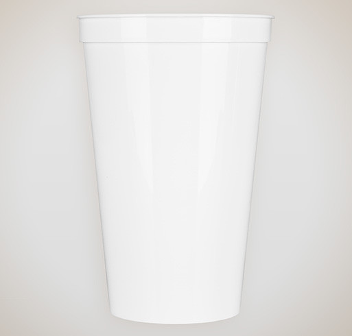 22 oz. Plastic Stadium Cup - Selected Color