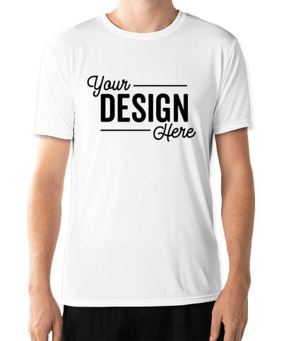 Canada - Gildan Performance Core T-shirt - White