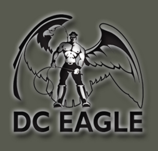 Help the staff from the DC Eagle shirt design - zoomed