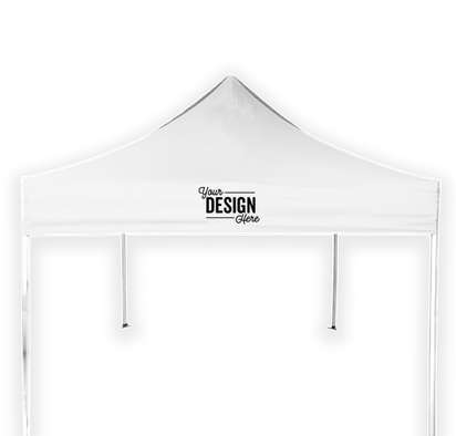 10' Canopy Tent - White