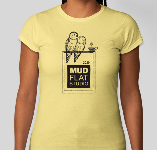 Mudflat 2020 T-shirt Fundraiser Fundraiser - unisex shirt design - small
