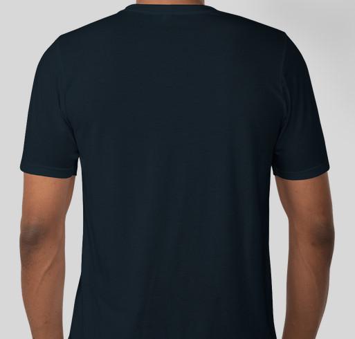 NNP's 12 Icons T shirts Fundraiser - unisex shirt design - back