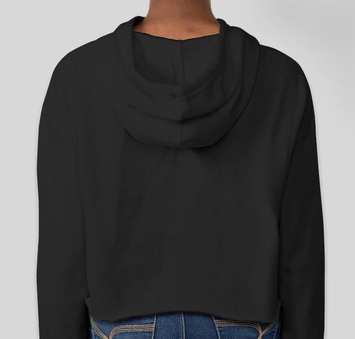 CATLOOP Fundraiser - unisex shirt design - back