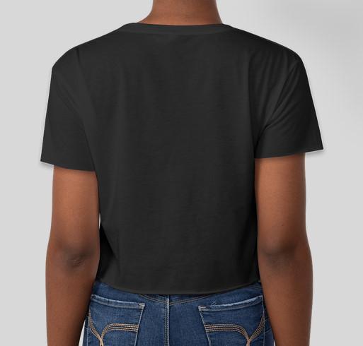 Wear your love for Bang! Salon Fundraiser - unisex shirt design - back