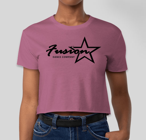 Support Your Studio... Fusion Dance Company Fundraiser - unisex shirt design - small