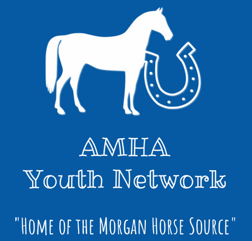 Youth Council AMHA Fundraiser shirt design - zoomed