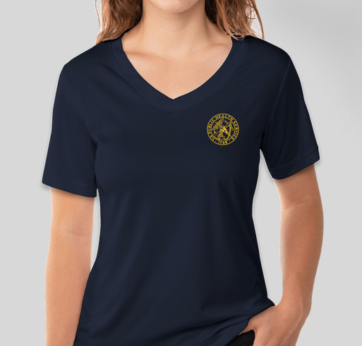 Reebok Women's V-Neck Performance Shirt