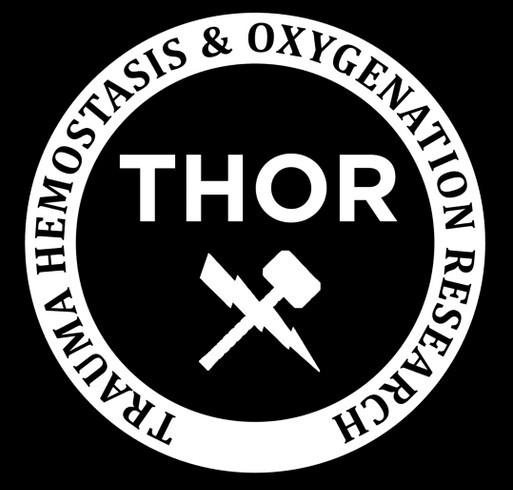 THOR Network Foundation shirt design - zoomed