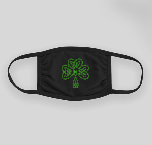 Irish Fest in the Forest Fundraiser - unisex shirt design - front