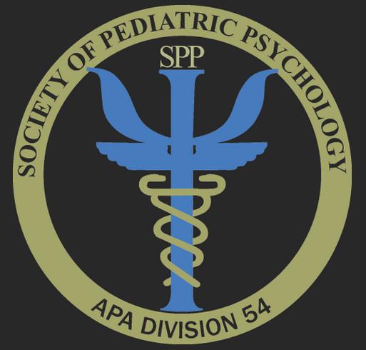 Society of Pediatric Psychology shirt design - zoomed