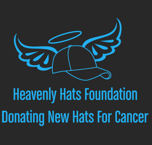 Heavenly Hats Foundation Helping Cancer Patients In Need shirt design - zoomed